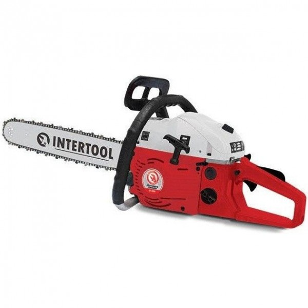 Бензопила INTERTOOL DT-2210