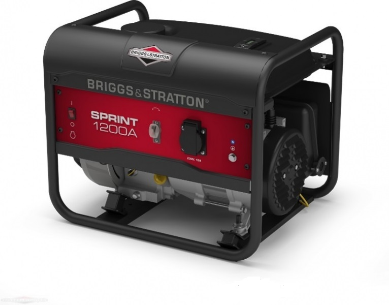 Генератор бензиновый Briggs & Stratton Sprint 1200