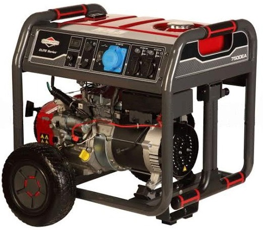 Генератор бензиновый Briggs & Stratton 7500EA Elite